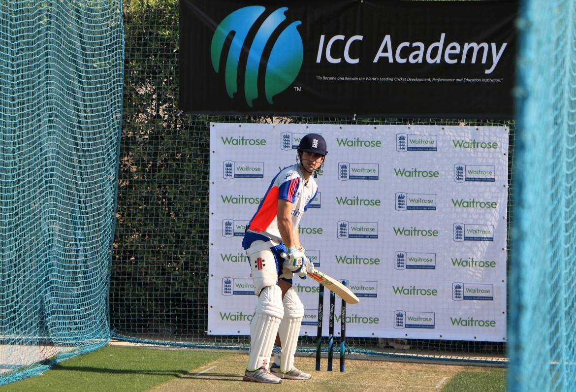 When It Comes To Cricket Theres No Better Place Train Than At The ICC Academy In Dubai