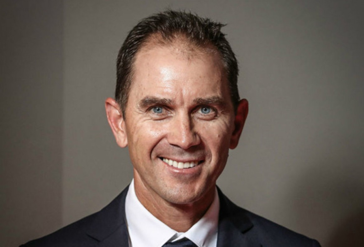 Justin Langer - Australia's new head coach