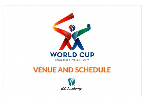 2019 Cricket World Cup: Venue and Schedule | Expat Sport
